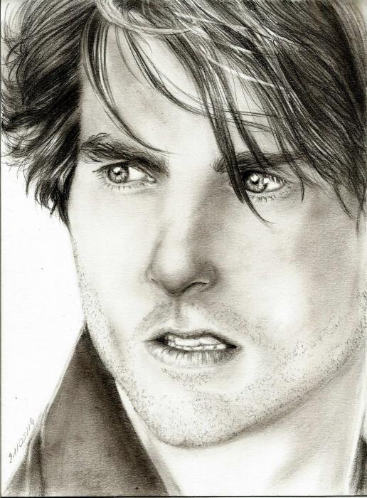 Tom Cruise by NierLee
